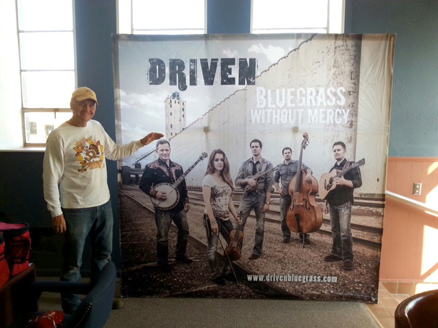 dave and driven banner