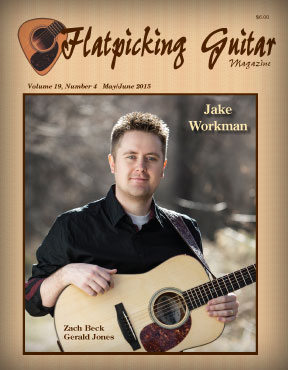 Driven&#8217;s Jake Workman featured in <em>Flatpicking Guitar Magazine</em>