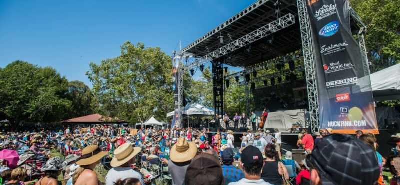 Driven to Perform at California's 2015 Huck Finn Jubilee