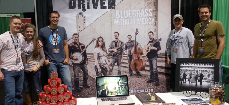 <em>Bluegrass Today</em> Features Driven at IBMA